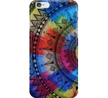 Colorfull mandala iPhone Case/Skin