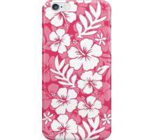 Pink Hawaiian Dream iPhone Case/Skin
