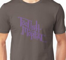 Foolish Mortal (Purple) Unisex T-Shirt