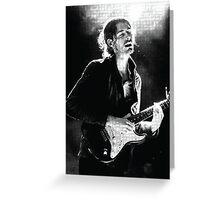 Hozier Live Greeting Card