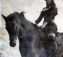 Gothique Equestrianne II by Gh0ul