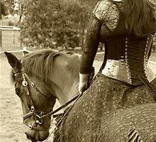 Gothique Equestrianne III by Gh0ul