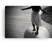 my sweet freedom  Canvas Print