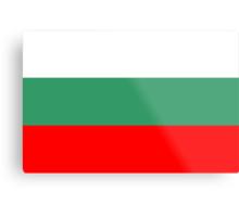 Bulgaria, national id Metal Print