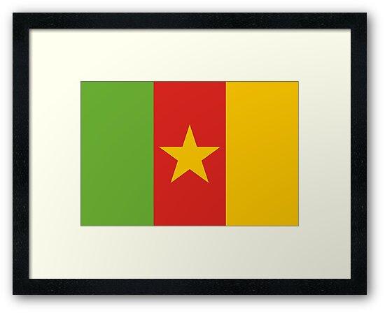 Cameroon, national id by AravindTeki