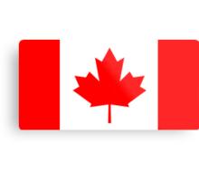 Canada, national id Metal Print