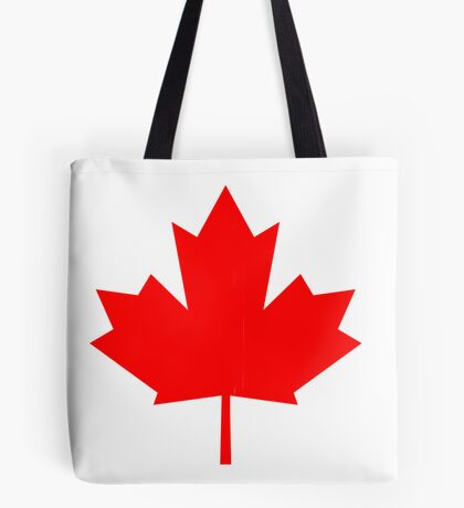 Canada, national id Tote Bag