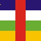 Central-African-Republic, national id by AravindTeki