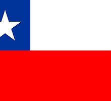 Chile, national id by AravindTeki