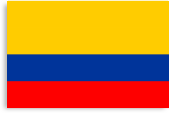 Colombia, national id by AravindTeki