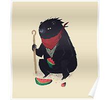 guardian bear Poster