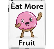Eat More Fruit iPad Case/Skin