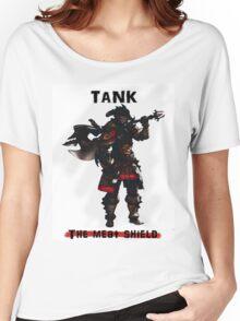 Final Fantasy XIV Tank Women's Relaxed Fit T-Shirt