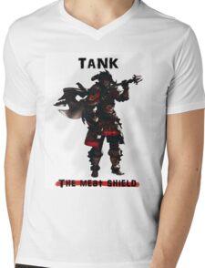 Final Fantasy XIV Tank Mens V-Neck T-Shirt