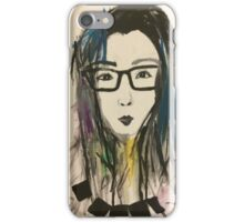 Colours of emotion iPhone Case/Skin