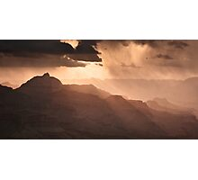 Grand Canyon - Morning View Photographic Print