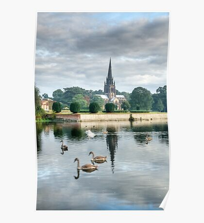 Clumber Spire Poster