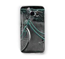 Autumn in Japan:  Green Transportation Samsung Galaxy Case/Skin