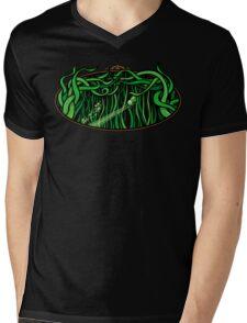 The Chase Mens V-Neck T-Shirt