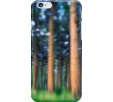 ~ the blue confetti forest ~ iPhone Case/Skin