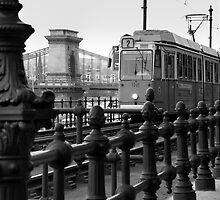 Budapest scene by Amaya Solozabal