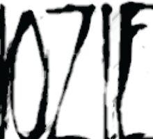 Hozier Sticker