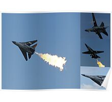 F-111 Montage Poster