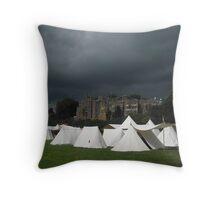 Berkeley Castle,UK Throw Pillow