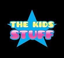 The kids Stuff (perfect children's tote bag) by jazzydevil