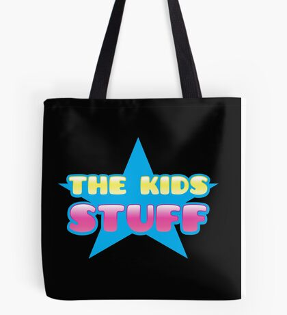 The kids Stuff (perfect children's tote bag) Tote Bag