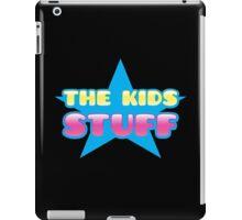 The kids Stuff (perfect children's tote bag) iPad Case/Skin