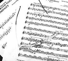 Music Score by AnnDixon