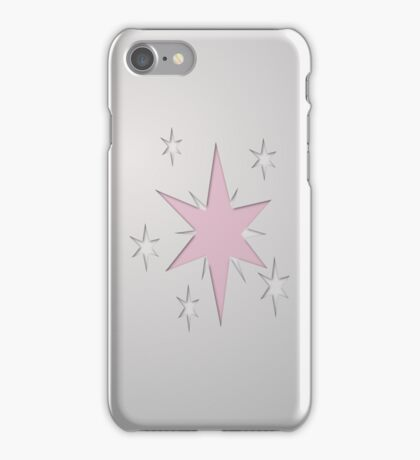 Twilight Sparkle (mlp) iPhone Case/Skin