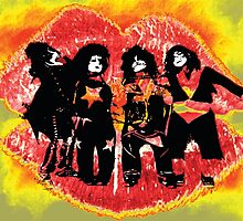 Mini Kiss - Coverband  by mrbiggmakk