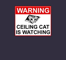 Ceiling Cat Sign Unisex T-Shirt