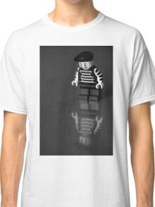 Happy on the outside...  Classic T-Shirt