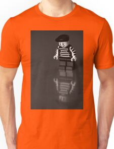 Happy on the outside...  T-Shirt