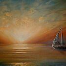 Sail on... by Cherie Roe Dirksen
