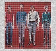 Talking Heads - More Songs About Buildings & Food Kids Tee