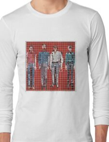 Talking Heads - More Songs About Buildings & Food Long Sleeve T-Shirt