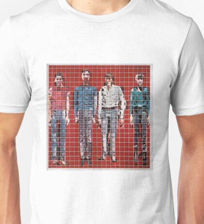Talking Heads - More Songs About Buildings & Food Unisex T-Shirt