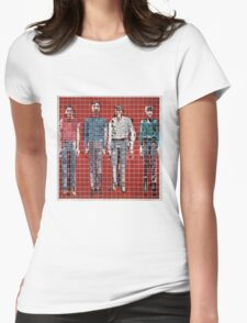 Talking Heads - More Songs About Buildings & Food Womens Fitted T-Shirt