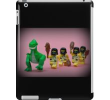 Run Rex! iPad Case/Skin