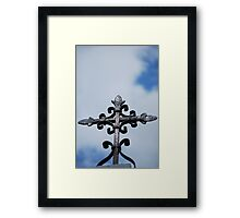 Into Heaven Framed Print