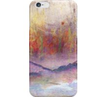 Abstract Print 21 iPhone Case/Skin