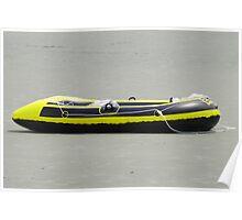 rafting boat Poster