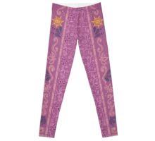 Rapunzel Leggings and Pencil Skirt Leggings