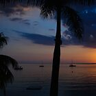 My favourite Negril sunset by tgmurphy