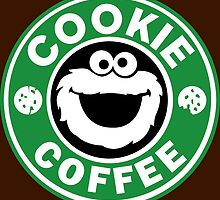 Cookie Coffee by GeekMerch