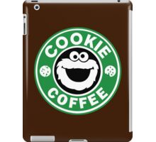 Cookie Coffee iPad Case/Skin
